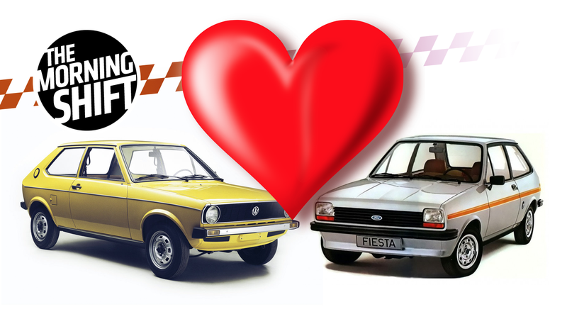 Illustration for article titled Ford and Volkswagen Are Clearly in Love and Just Need to Get On With It