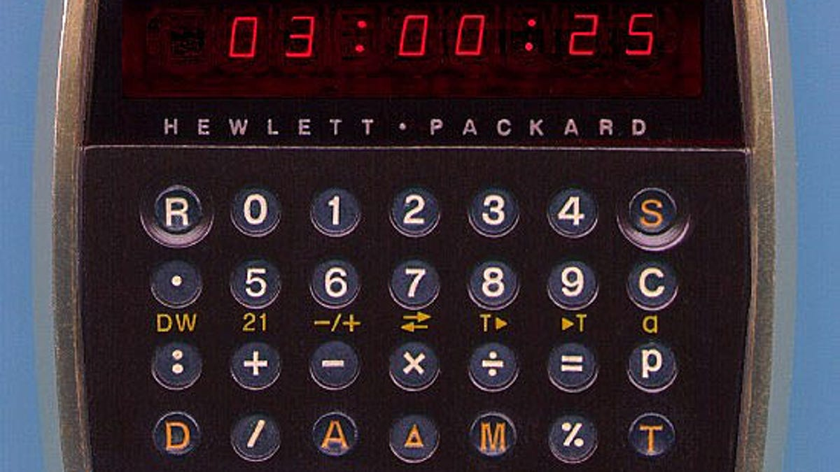 The Gadget We Miss The Calculator Watch