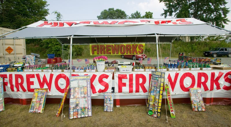 Illustration for article titled Which Fireworks Are Legal In Your State?