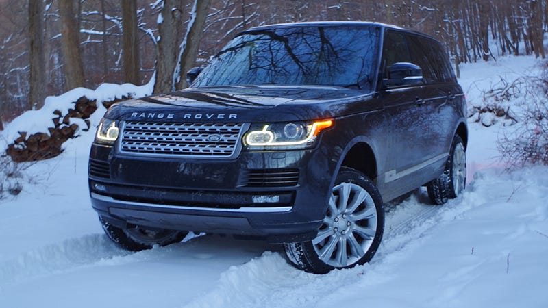 Illustration for article titled Try To Convince Me The 2014 Range Rover Isn't Perfect