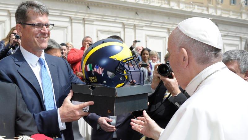 Photo credit: L'Osservatore Romano/AP