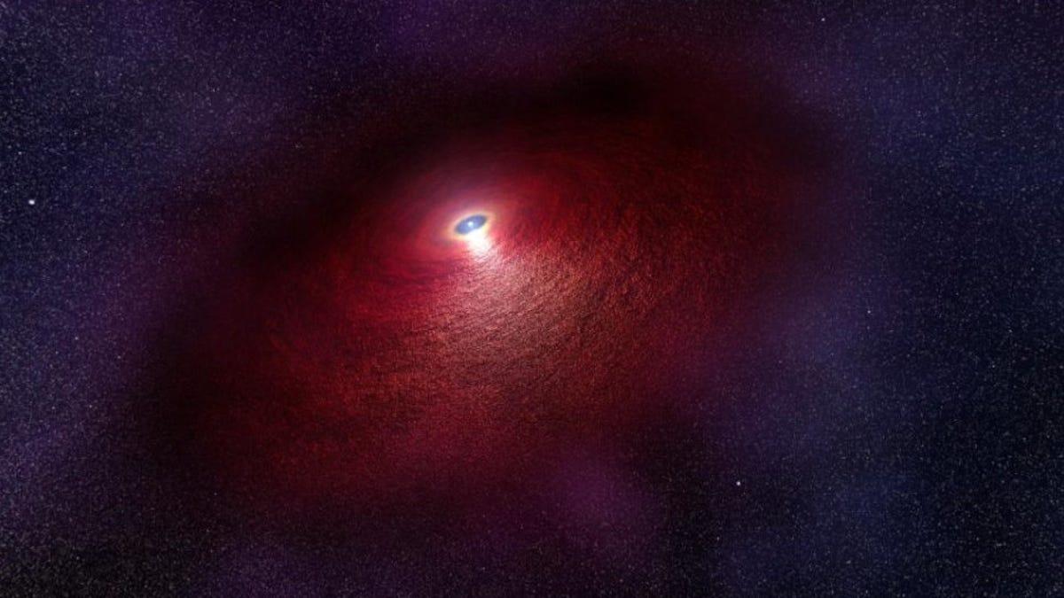 gizmodo.com - Ryan F. Mandelbaum - Astronomers Spot Unprecedented Glow Around Neutron Star, and Whatever It Is, It's Important