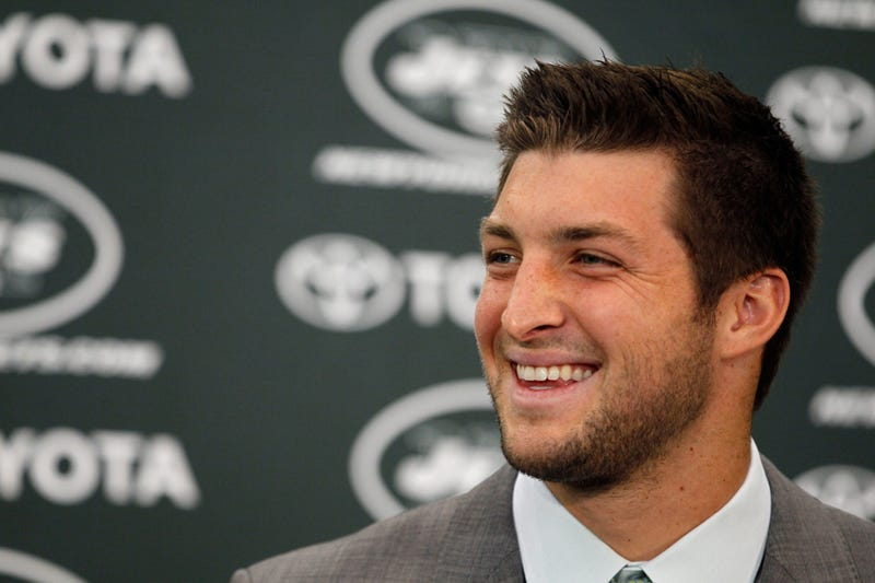 Illustration for article titled Tim Tebow Still Can't Shut Up About Not Being Aborted