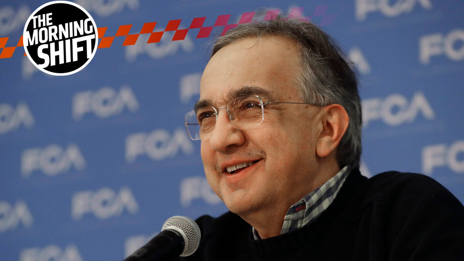 Fiat Chrysler Claims It Had No Clue Sergio Marchionne Was Seriously Ill for a Year