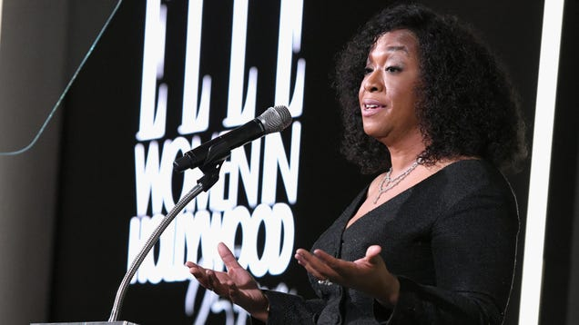 Shonda Rhimes' reason for leaving ABC for Netflix was just the right amount of petty