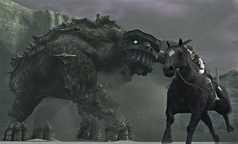 Illustration for article titled The Shadow of The Colossus Movie Has A New, And Talented, Writer