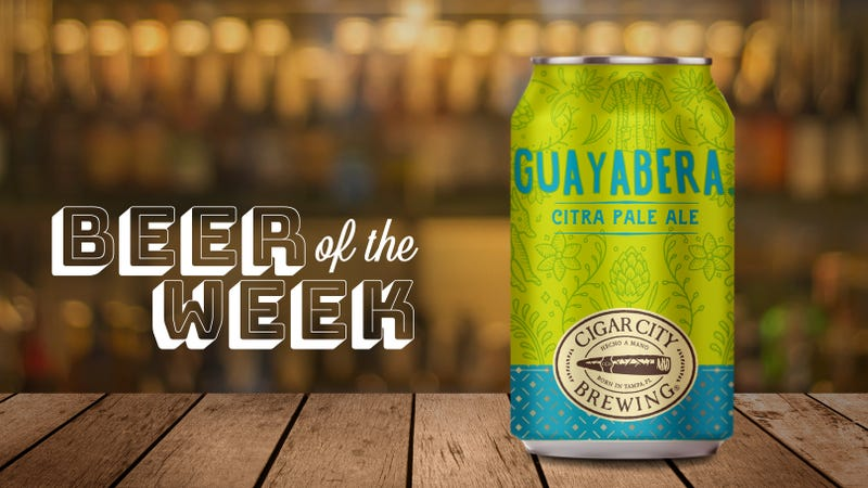 Illustration for article titled Beer of the Week: Cigar City Guayabera quietly became a big hit, for good reason