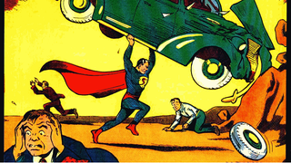 "Illustration for article titled Superman's Debut ""Steels"" Title of World's Most Expensive Comic"