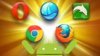 Illustration for article titled Five Best Android Web Browsers