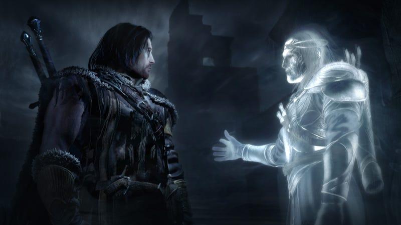 Resultado de imagem para shadows of mordor