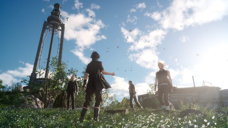 Illustration for article titled Nyren's Corner: Final Fantasy XV is Reportedly Running on PC