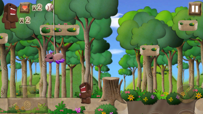 Illustration for article titled There's a Domo Game Coming to the iOS. Rejoice!