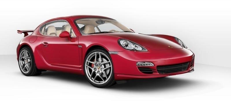 Illustration for article titled 2011 Porsche 928