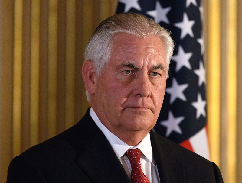 Illustration for article titled Rex Tillerson Blindsided By News He Still Worked For State Department
