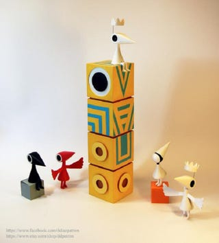 Illustration for article titled You Can Buy Monument Valley Figures