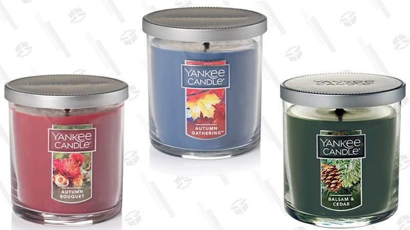 Small Tumbler Candles | $5 | Yankee Candle
