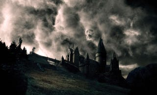 Illustration for article titled 59 Stills From Harry Potter Show Ominous Skies And Growing Pains