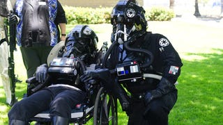 Sick Teenager Becomes A TIE Pilot In The Best Way Possible