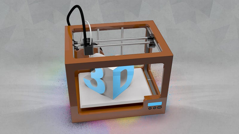 Illustration for article titled How to Get Started with 3D Printing (Without Spending a Fortune)