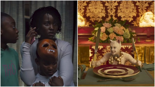 This Cats/Us trailer mash-up is hideously purrfect