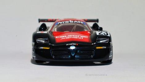 Illustration for article titled La Le Mans 2018: R390 GT1 aka Forgotten Le Mans Racers Edition