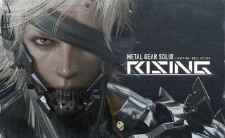 Illustration for article titled Sony Expects Metal Gear Solid Rising On PS3 At Launch