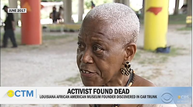 Baton Rouge African-American Museum Founder Sadie Roberts-Joseph