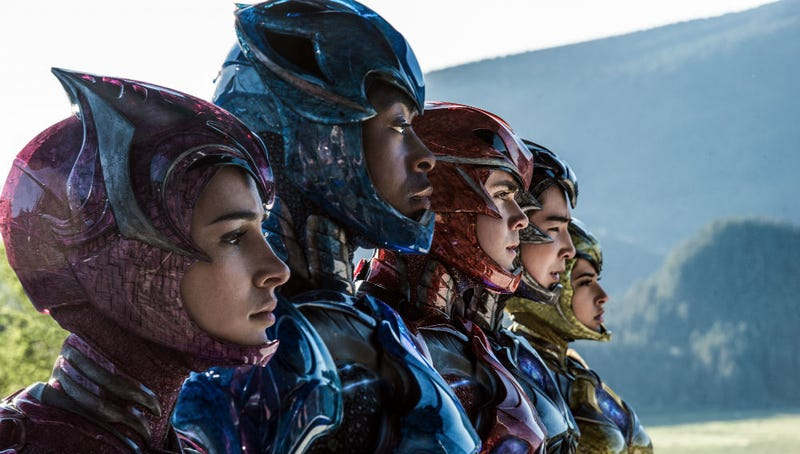 The stars of Power Rangers. All Images: Kimberley French/Lionsgate