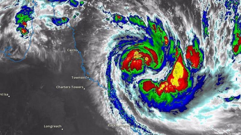 Image: Bureau of Meteorology/Australian Government