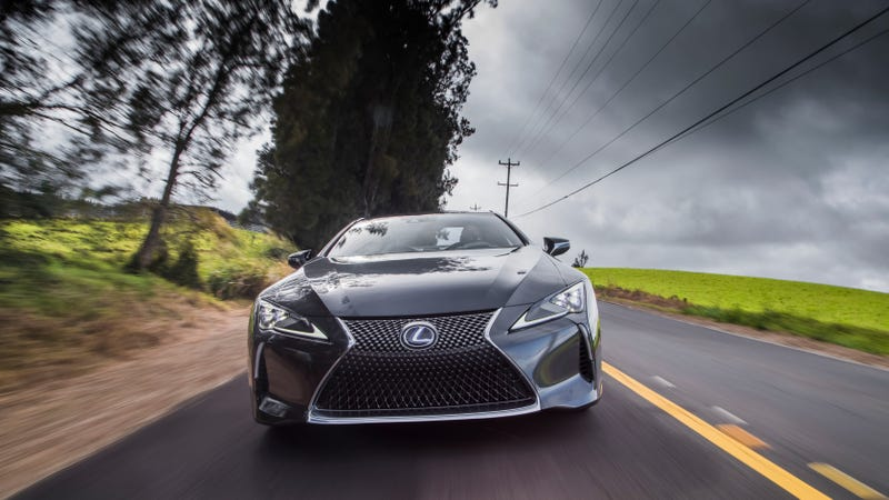 Illustration for article titled Is The Spindle Grille Killing Lexus Sales?