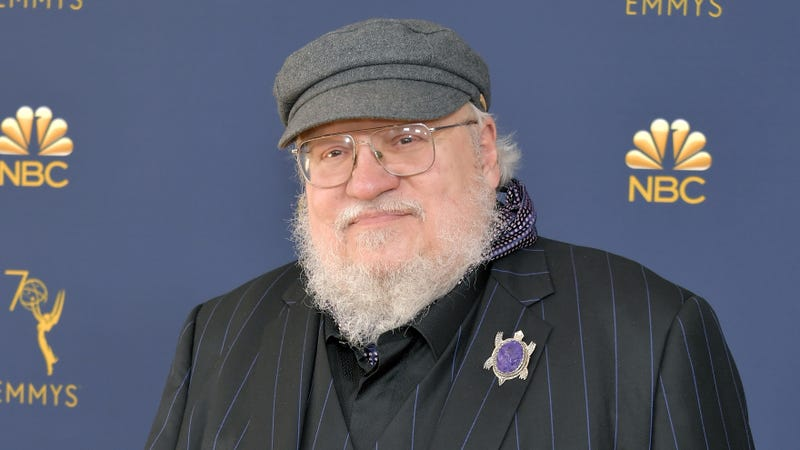 Illustration for article titled Hulu wants in on an adaptation of George R.R. Martin's Wild Cards