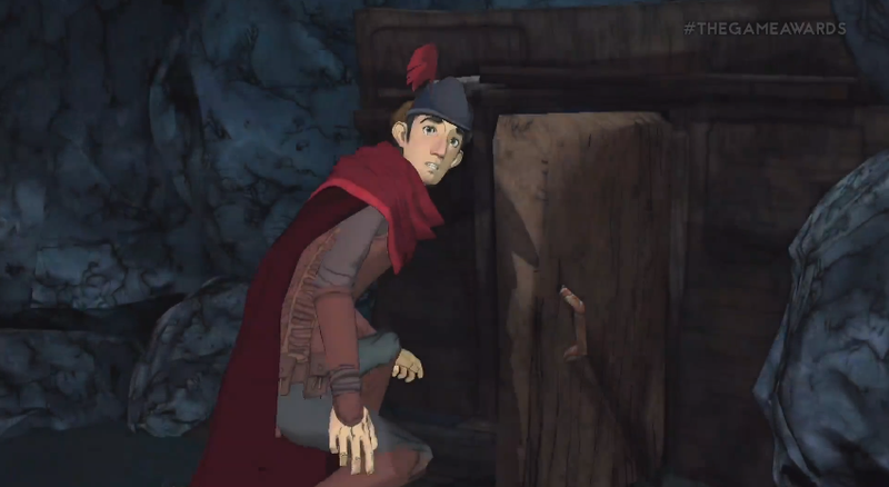 Illustration for article titled The New King's Quest Makes An Impressive Debut