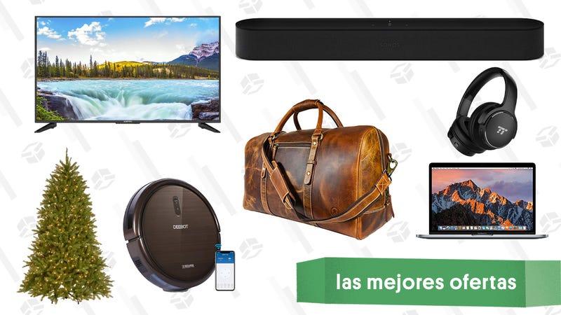 Illustration for article titled Las mejores ofertas de este viernes: Altavoces Sonos, cuchillos, televisores 4K y más