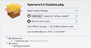 Illustration for article titled Suspicious Package Inspects PKG Files on Mac Before You Install Them