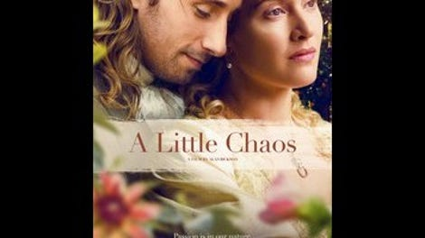 Despite its fictional story, A Little Chaos is as boring as