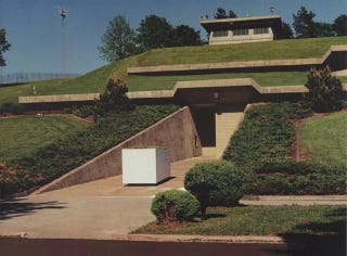 New York And DC Are Piles Of Ash, But At Least Your Checks Are Clearing.  That Was The Idea Behind The Culpeper Switch, A Sprawling Bunker Built By  The ...