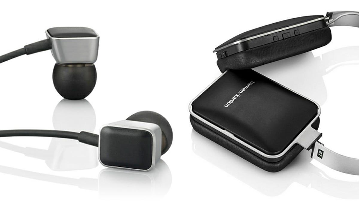 15fb9ad5299 Harman Kardon BT and AE Headphones: Minimal Naming Matches Minimal  Aesthetics