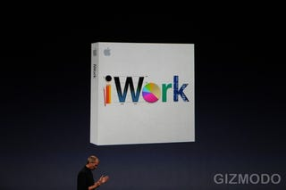 Illustration for article titled iWork 2010: Apple Brings Multitouch Cloud-based Office to iPad