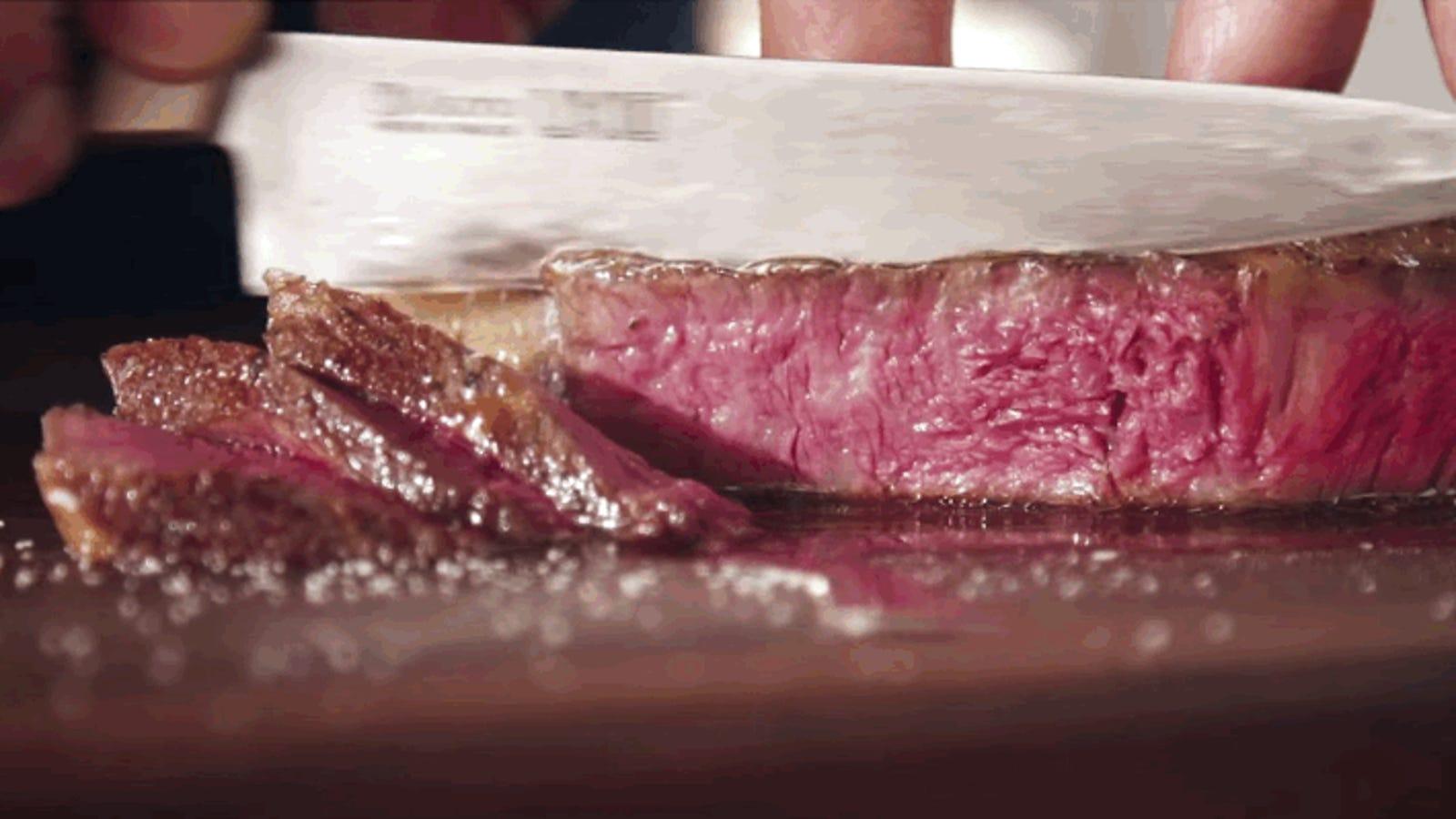 La mejor manera de cocinar un filete, según la ciencia
