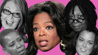 Illustration for article titled Who Will Oprah Make Up With Next?