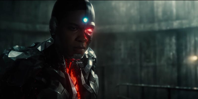 Illustration for article titled After Justice League, Cyborg Will Join The Flash