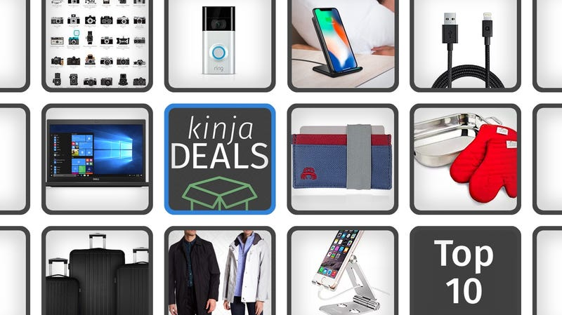 Illustration for article titled The 10 Best Deals of January 31, 2018