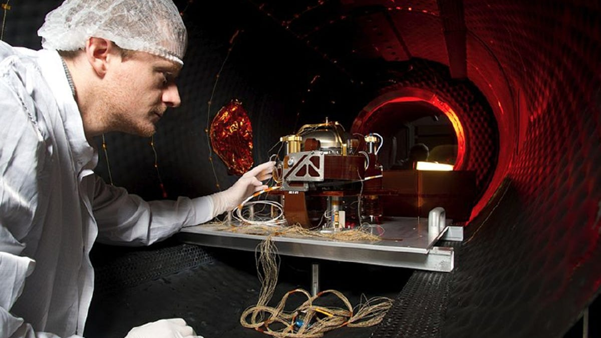 How Engineers Tested the Super-Sensitive Seismometer That Will