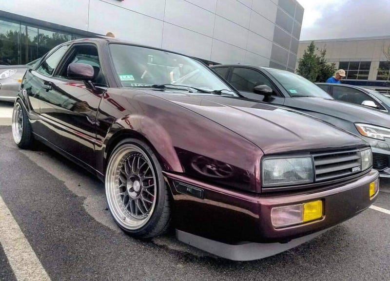 Illustration for article titled At $10,000, Could This 1993 VW Corrado SLC VR6 Finally Get its Due?