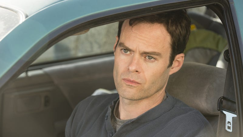 Illustration for article titled Bill Hader plays a hitman who just wants to act in Barry