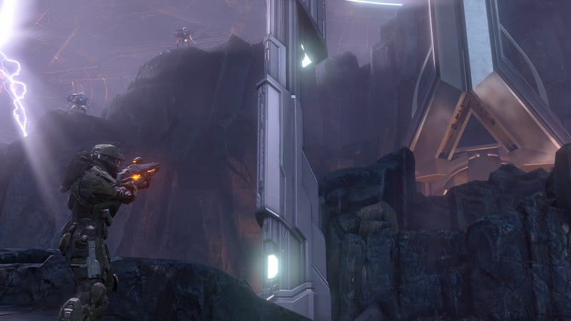 Illustration for article titled Halo 4 Looks Like a Big Leap Forward for Master Chief