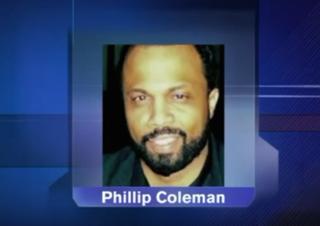 Philip ColemanYouTube screenshot