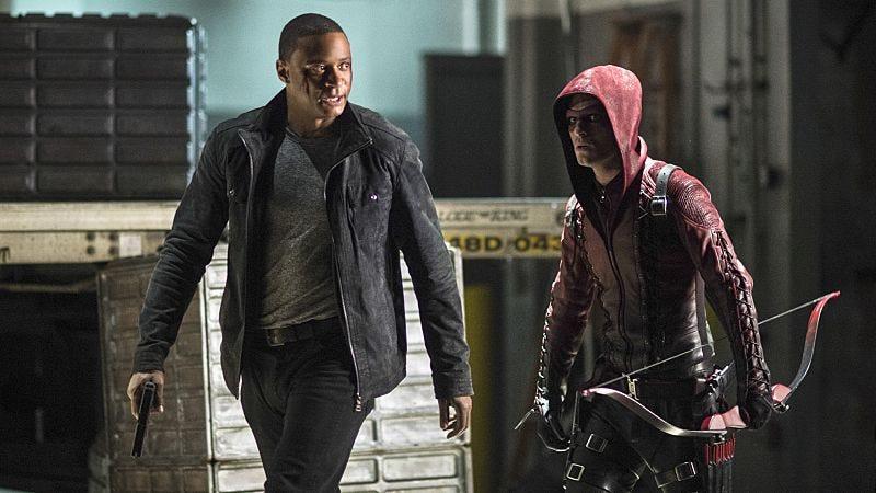 "Illustration for article titled Arrow: ""Left Behind"""