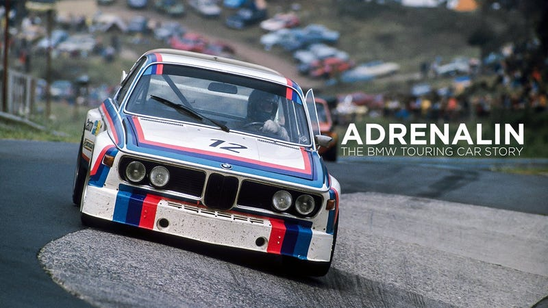 Illustration for article titled So I Just Saw Adrenalin: The BMW Touring Car Story