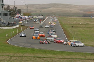 Illustration for article titled Green! Green! Green! At The 25 Hours Of Thunderhill